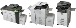 Precision Copy MFPs and Printers